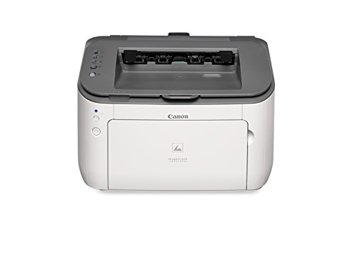 From USA Canon Image CLASS LBP6230dw Wireless Laser Printer, White, Space Savi