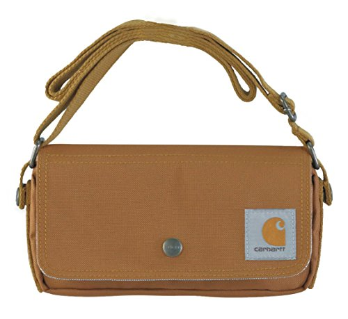 (FROM USA) Carhartt Legacy Women's Essentials Crossbody Bag and Waist Pouch, C