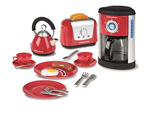 [From USA]Casdon Morphy Richards Kitchen Set Toy - Kettle Toaster and Coffee M