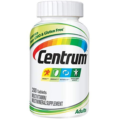 From USA Centrum Adult Multivitamin/Multimineral Supplement with Antioxidants,
