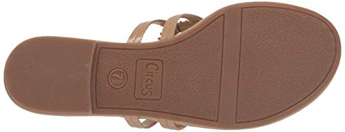 From USA Circus by Sam Edelman Women's Canyon Flat Sandal