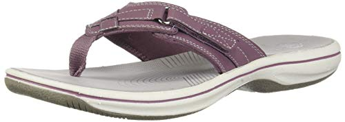 From USA Clarks Women's Breeze Sea Flip-Flop