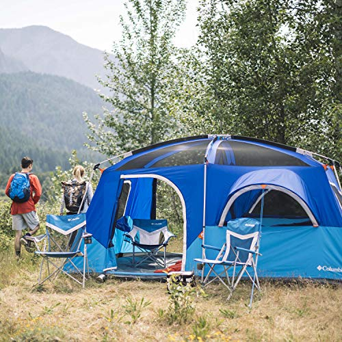 From USA Columbia Mammoth Creek 6 Person / 8 Person / 10 Person Cabin Tents