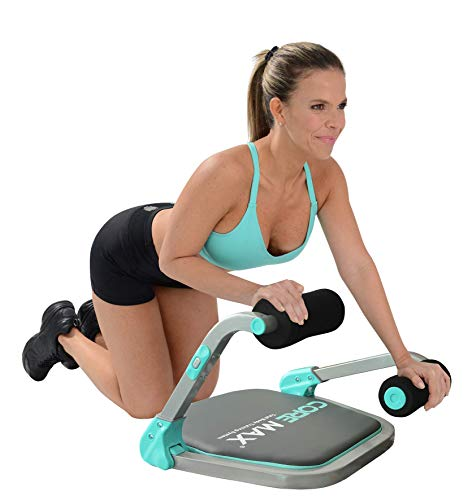 (FROM USA) Core Max Smart Abs and Total Body Workout Cardio Home Gym
