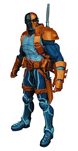 [From USA]DC Collectibles Super-Villains Comics: Deathstroke Action Figure.
