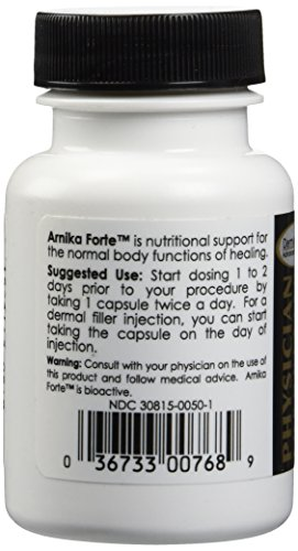 (FROM USA) DermAvance Arnika Forte 14 Capsules