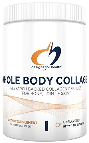 (FROM USA) Designs for Health Whole Body Collagen - Pure Collagen Peptides, Pa
