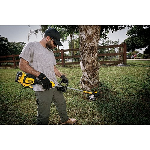 From USA DEWALT 20V MAX XR String Trimmer, 13-Inch, Tool Only (DCST920B)