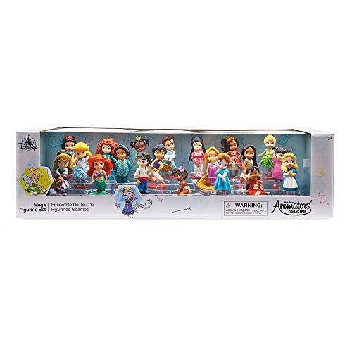 From USA Disney Animators' Collection Mega Figurine Set
