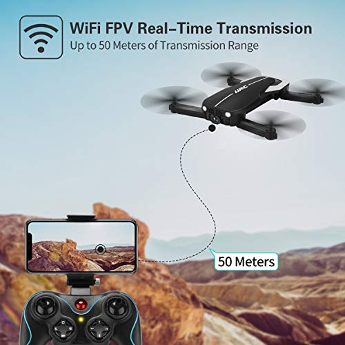 ..../ From USA/ Drones with 1080P HD Camera for Beginners,JJRC H71 Foldable Dr