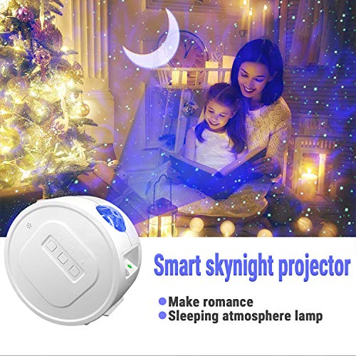 ..../ From USA/ E-thinker Starlight Sky Projector Night Light for Kids,Romanti
