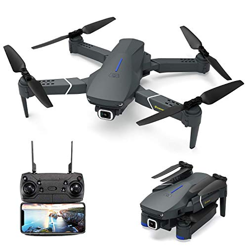 From USA EACHINE E520 Drone with 4K Camera Live Video,WiFi FPV Drone for Adult