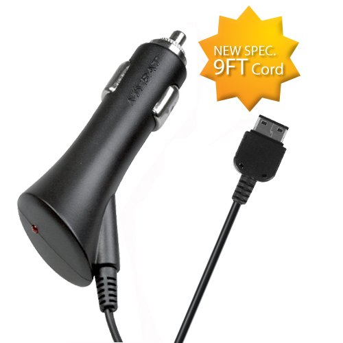 [From USA]Fits Samsung Universal Car Charger (USB Car/Travel Charger with IC c
