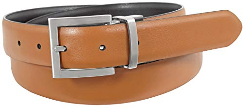 (FROM USA) Florsheim Men's Dress Casual Reversible 30mm Belt
