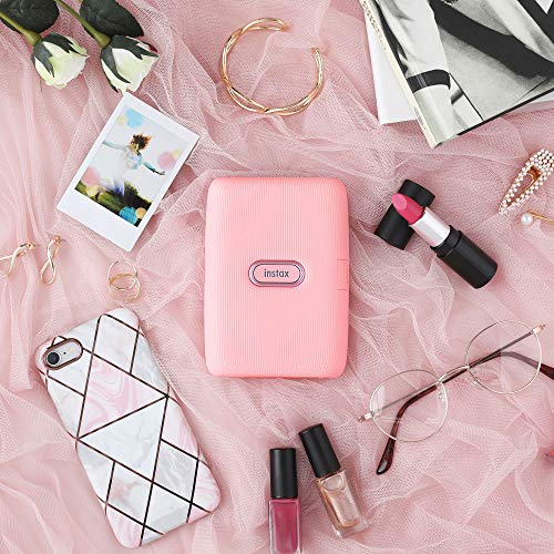 From USA Fujifilm Instax Mini Link Smartphone Printer - Dusky Pink