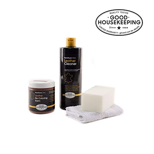 [From USA]Furniture Clinic Leather Easy Restoration Kit | Set Includes Leather