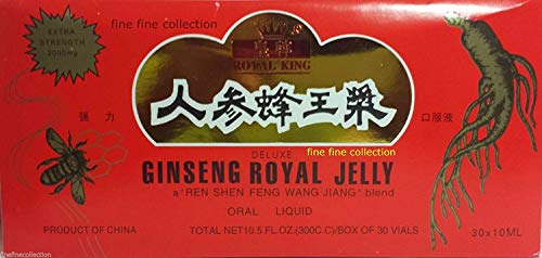 (FROM USA) GINSENG ROYAL JELLY Extract 3 Boxes(90 Bottles)