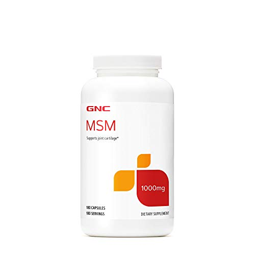 (FROM USA) GNC MSM 1000 mg
