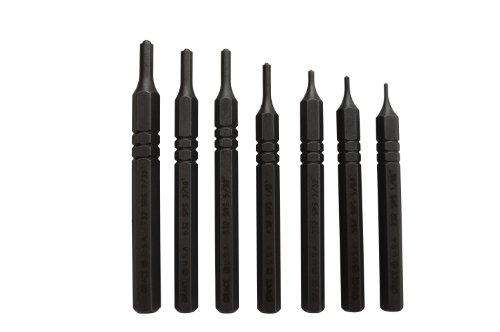 (FROM USA) Grace USA - Steel Roll Spring Punch Set - SRS7 - Gunsmithing - Stee