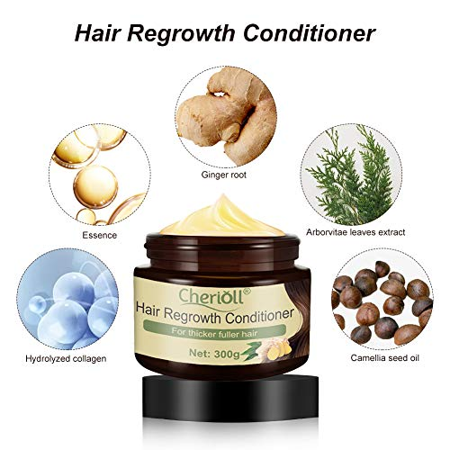 From USA Hair Regrowth Conditioner, Hair Loss Natural Thickening Volume Condit