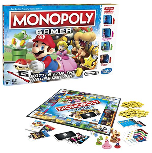 [From USA]Hasbro Gaming Monopoly Gamer.