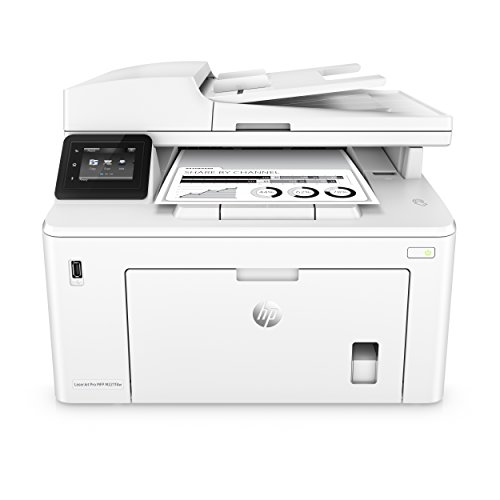 From USA HP LaserJet Pro M227fdw All-in-One Wireless Laser Printer, Works with