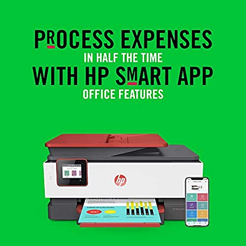 From USA HP OfficeJet Pro 8035 All-in-One Wireless Printer - Includes 8 Months
