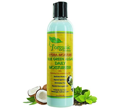 From USA J'Organic Solutions Blue-Green Algae Daily Moisturizer with Coconut