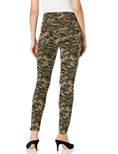 (FROM USA) Jag Jeans Women's Marla Printed Pull on Ponte Legging