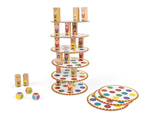 [From USA]Janod J02757 Skill Acrobat Game.