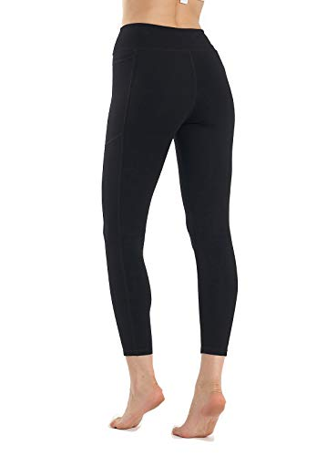 [From USA]JINSEYUAN High Waisted Yoga Pants with Pockets for WomenCompression