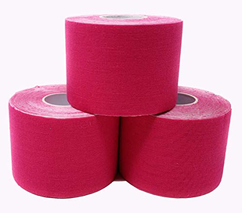 [From USA]Kinesiology Tape - Therapeutic Sport K Tape roll for Athletes and Th