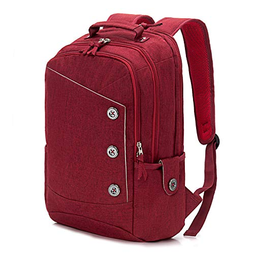 From USA KINGSLONG Laptop Backpack for Women 15.6 inch for Travel Work Waterpr