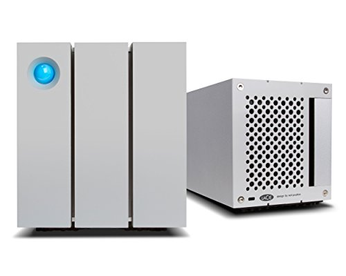 [From USA]LaCie 2big Thunderbolt 2 RAID 16TB External Hard Drive Desktop HDD â