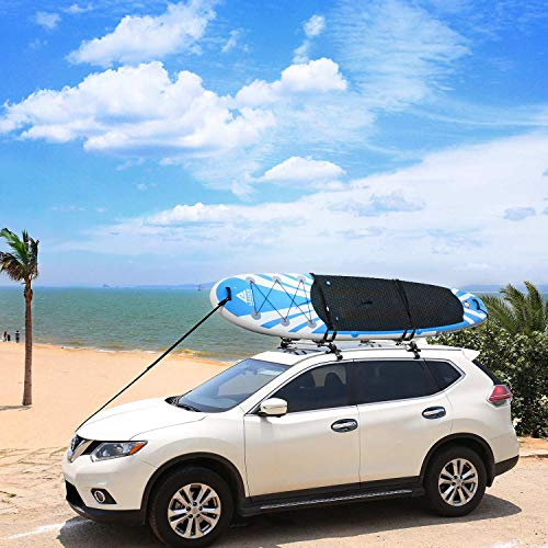 From USA Leader Accessories Kayak Rack 2 Pair J Bar for Canoe Surf Board SUP O