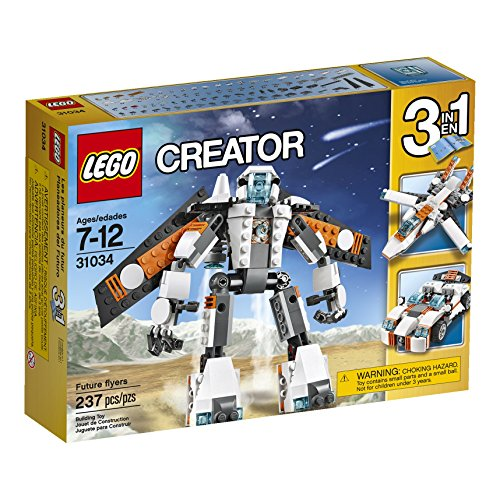 [From USA]LEGO Creator Future Flyers.