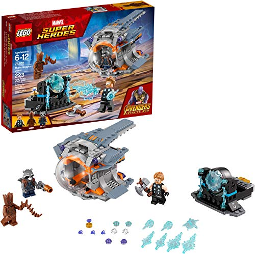 [From USA] LEGO Marvel Super Heroes Avengers: Infinity War Thor's Weapon Que
