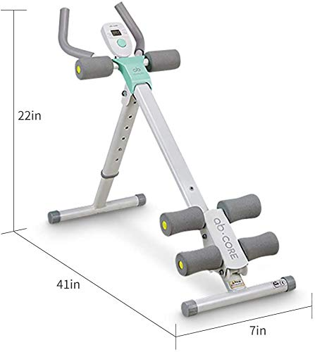 (FROM USA) leikefitness Height Adjustable Ab Trainer Abdominal Whole Body Work