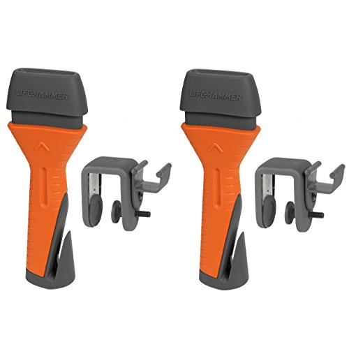 [From USA]Lifehammer Safety Hammer Evolution - Automatic Emergency Escape and