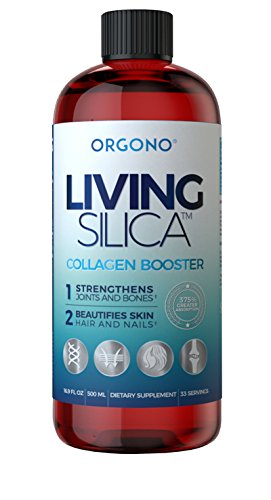 [From USA]Living Silica Collagen Booster for Hair Nails Skin Bones  & Join