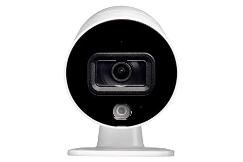 From USA Lorex 1080p WiFi Weatherproof Indoor/Outdoor Camera, Home Surveillanc