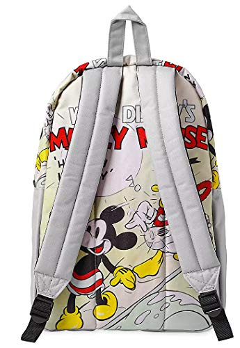 (FROM USA) Loungefly Disney Mickey Hawaiian Holiday Nylon Backpack