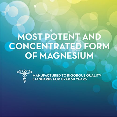(FROM USA) Mag-Ox 400 Magnesium Mineral Dietary Supplement Tablets, 483 mg Mag