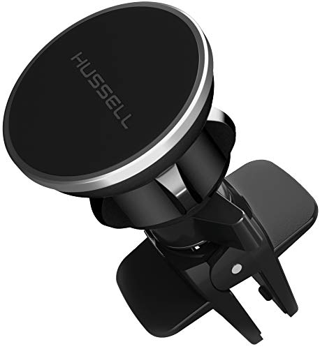 From USA Magnetic Air Vent Car Phone Mount – Updated Version by HUSSELL –