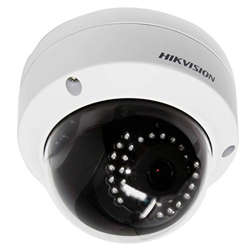 [USA Market] Hikvision 4MP WDR PoE Network Dome Camera - DS-2CD2142FWD-I 4mm