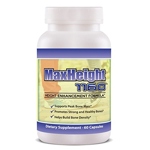 (FROM USA) MaxHeight 1160 Height Enhancement Formula 60 Capsules