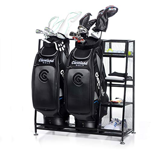 From USA Milliard Golf Organizer - Extra Large Size - Fit 2 Golf Bags and Othe