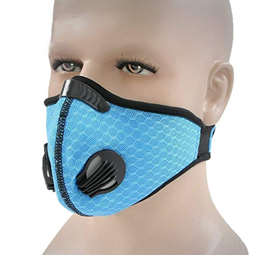 Mask movitip Breathing Dust Ma N99 Face usa Mouth Reusable