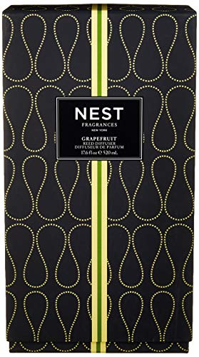 (FROM USA) NEST Fragrances Grapefruit Luxury Diffuser