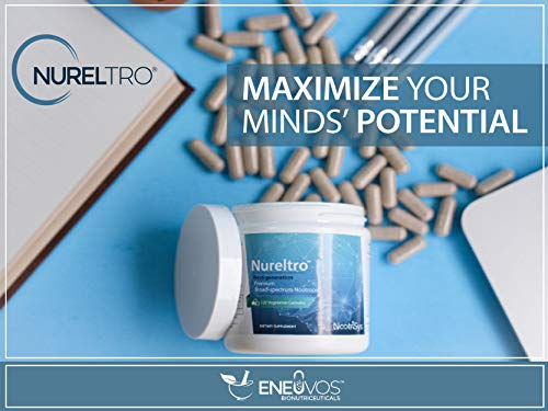 (FROM USA) Nureltro® - Next-gen, All-in-One Nootropic Brain Supplement | 27 C